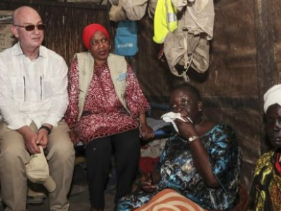 South Sudan's women caught up in 'futile man's war' UN gender equality chief