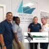 Yacht Club Port de Plaisance Supports Educational Outreach Position at Nature Foundation