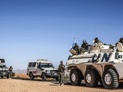 Peacekeeping expectations 'far outstrip resources': UN chief