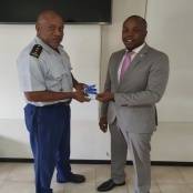 MINISTER OF JUSTICE ALLEVIATES PARKING IMPEDIMENT FOR POLICE OFFICERS