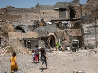 Iraq: Continued international support vital amid 'multiple storms'
