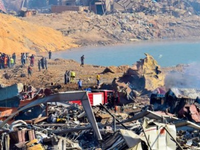 UN rights experts call for accountability following Beirut's 'unprecedented' lethal explosion