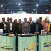 St. Maarten present at the annual Dutch Holiday Fair 'Vakantiebeurs'