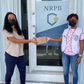 """St. Maarten South Omega Leo Club takes on a Leo District 60B """"Period Poverty"""" project initiative"""