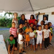Philipsburg Jubilee Library Organizes Special Story Telling Activity
