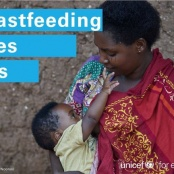 World Breastfeeding Week Comes to an End