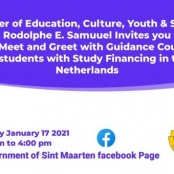 Public Invited to Tune into Facebook Live Meeting with Guidance Counselors
