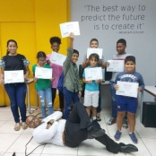 Gamma IT Solutions and CITI host XLab Coding Edition for Kids