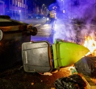 Police arrest 20 youths in The Hague in third night of disturbances