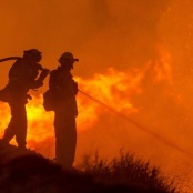Fire department issues fire warning due to dry spell