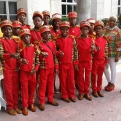 Generation New Status STM band performs at AUC Commencement in Miami