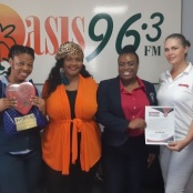 Over 200 partake in Oasis 96.3 Valentine's Contest
