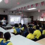 Nature Foundation is Providing Presentations about Plastics and the Environment to Schools
