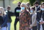 As school coronavirus infections rise, teachers call for calm approach
