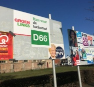 Low key campaign resumes ahead of Wednesday provincial vote