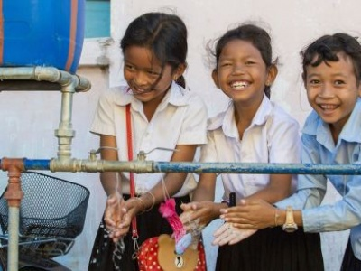 Coronavirus and schools: Access to handwashing facilities key for safe reopening