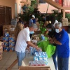 Rotary Club of Sint Maarten Embarks on Food Relief Distribution