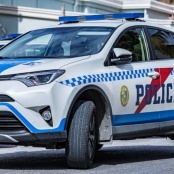 Police embarks on Year-end Safety Traffic Controls. 107 vehicles controlled