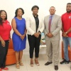 Tallahassee delegation pays courtesy visit  to Prime Minister Romeo Marlin