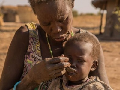 Without scaled-up humanitarian assistance 'more and more people' at risk in South Sudan