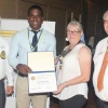 Ki-mani Olivacce Recognised with a Paul Harris Fellow