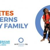 November 14 Marks World Diabetes Day. The Family and Diabetes