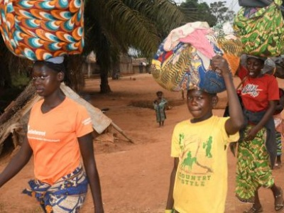 Central African Republic: Displacement reaches 120,000 amid worsening election violence