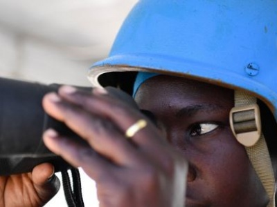 Service and Sacrifice: Ugandan 'Blue Helmets' support UN efforts to bring peace to Somalia