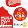 Rotary Club of St. Martin Sunset Joins the Fight in Eradicating Polio
