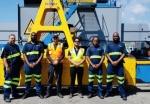 Port Maintenance/Cargo Personnel Complete Spreader Certification