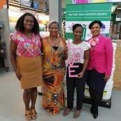 Kooyman, Positive and Elektralyets welcome 400 women to Paint it PINK