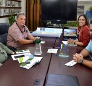 Options discussed to further progress Saba recycling process