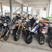 Last request to claim confiscated scooters