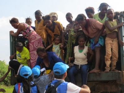First peaceful transfer of power in DR Congo 'an extraordinary opportunity' for advancing rights