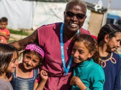 UNICEF's women Goodwill Ambassadors, give voice to the voiceless