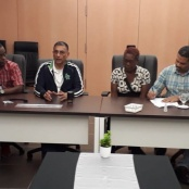 Geerlings signs ministerial decree to pay out an advance to members of the Police Force