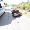 One injured in Tuesday morning traffic accident